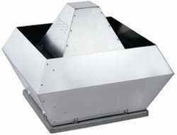 Крышный вентилятор Systemair DVNI 450D4 IE2