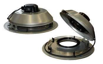 Вентилятор Systemair TFSR 200 grey