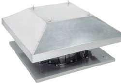 Крышный вентилятор Systemair DHS 560DV sileo