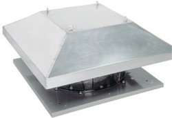 Крышный вентилятор Systemair DHS sileo 560DS