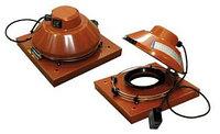 Крышный вентилятор Systemair TFSK 160 Sileo Red