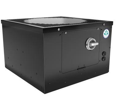 Крышный вентилятор Systemair TFC 355 S Sileo Black