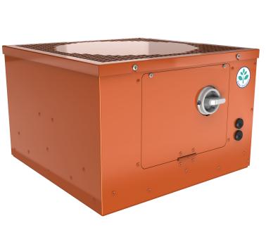 Крышный вентилятор Systemair TFC 450 P Sileo Red