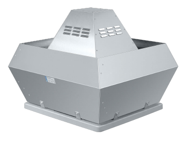 Крышный вентилятор Systemair DVN 400EC 76674