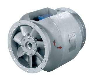 Высокотемпературный вентилятор Systemair AXCBF 250D2-32