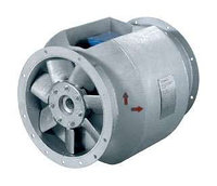 Высокотемпературный вентилятор Systemair AXCBF 400D4-32