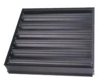 Клапан со встречными жалюзи Systemair Kvadra-R1 300
