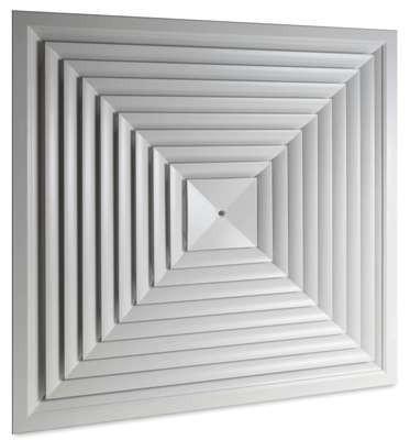 Лицевая панель Systemair CFC-AQ-575x575