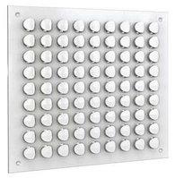 Лицевая панель Systemair CFC-SF-545x545
