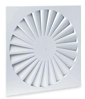 Лицевая панель Systemair CFC-VN-557x557