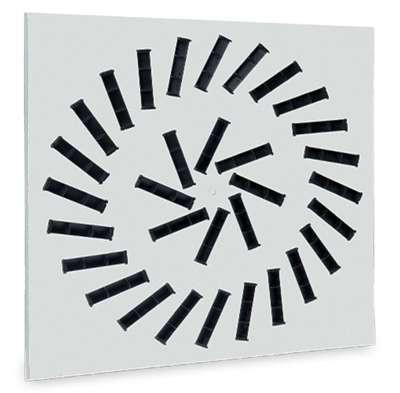 Лицевая панель Systemair CFC-VR-545x545
