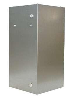 Крышный короб Systemair TG 400-800