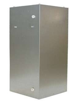 Крышный короб Systemair TG 300-800
