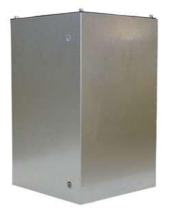 Крышный короб Systemair TG 640-800