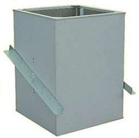 Крышый короб Systemair FDGE 630 roof socket