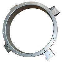 Монтажное кольцо Systemair MPR 400 AXC