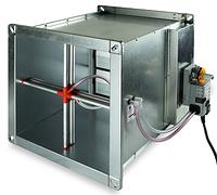 Pегулятор Systemair Optima-S-250X200-BLC1-MOD