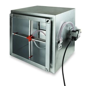 Pегулятор Systemair Optima-S-400x250-BLC1-MOD