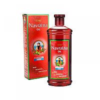 """Аюрведическое масло для волос и массажа """"Навратна"""", 200 мл (Navratna oil)"""