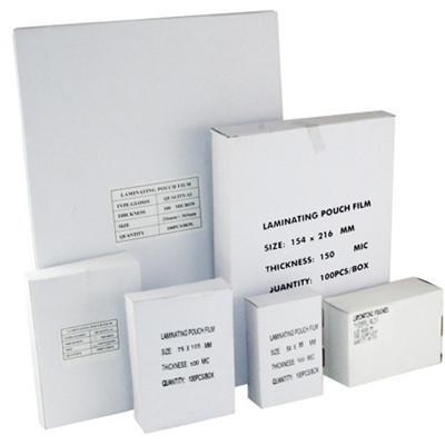 Плёнка для ламинирования матовая пакетная YIDU А4/125мк