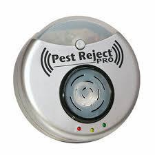 Отпугиватель грызунов и насекомых Pest Reject Pro ОРИГИНАЛ (ультразвуковой + электромагнитный), фото 2
