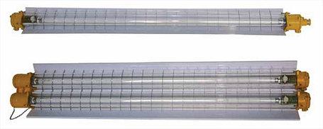 Светильник ВЭЛ51 из алюминия (1Еxd IICT6)
