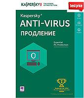 Kaspersky  Anti-Virus 2018 Renewal