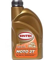 SINTEC масло моторное Моto 2T , 1л
