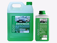 Антифриз -40 Гост зеленый 1кг