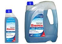 Антифриз Sibiria-40  синий 10кг