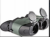 Бинокль компакт-класса Sideview 8х21, фото 2