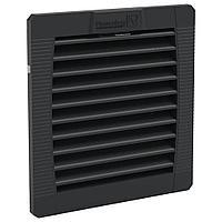11710001050 Выпускной фильтр PFA 10.000  IP54 RAL9011 (черный)