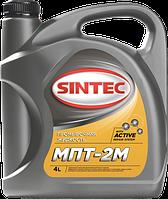 Промывочная жидкость Sintoil МПТМ-2М 4л