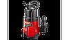 Насос погружной, ЗУБР дренажн для грязн воды (d частиц до 35 мм), 750 Вт, пропускн способность 225 л/мин