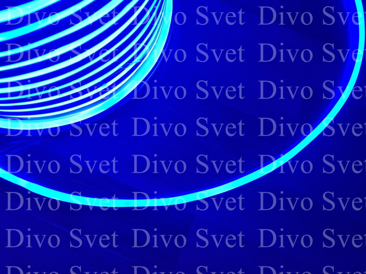 Флекс неон 8*16мм цвет Синий, Розовый SMD (3 ВАРИАНТА). Led Flex neon, светодиодный неон, неоновая лента.