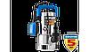 Насос Т3 погружной, ЗУБР Профессионал, дренажный для грязной воды (d частиц до 35мм), 550Вт