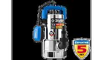 Насос Т3 погружной, ЗУБР Профессионал, дренажный для грязной воды (d частиц до 35мм), 550Вт, фото 1