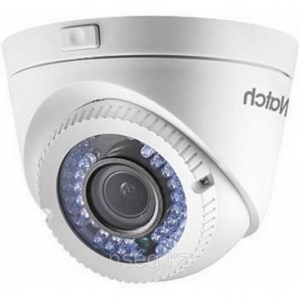 1Мп внутренняя купольная HD-TVI камера с ИК-подсветкой до 20м. DS-T111
