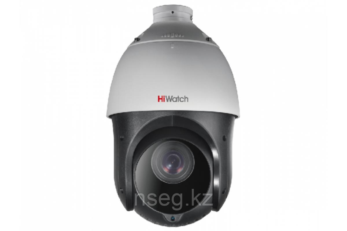 2Мп уличная скоростная поворотная HD-TVI камера видеокамера с ИК прожектором/ DS-T215