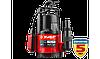 Насос М1 погружной, ЗУБР, дренажный для чистой воды (диаметр частиц до 5 мм), 400Вт,пропуск. способ. 120л/мин