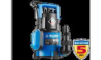 Насос Т3 погружной, ЗУБР Профессионал, дренажный для чистой воды (d частиц до 5мм), 400Вт, фото 1