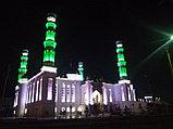 Подсветка Мечети г. Кокшетау , фото 2