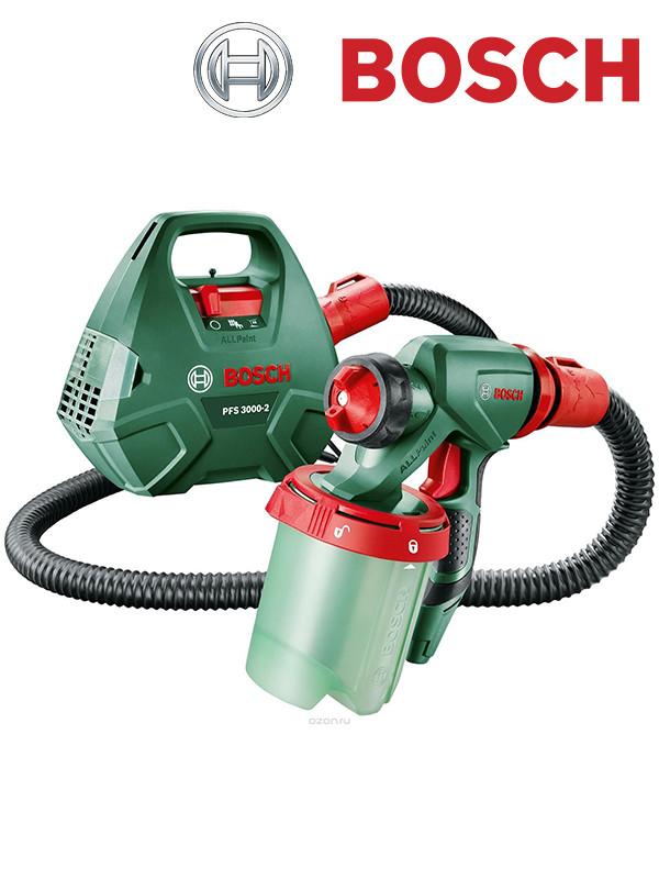 Краскопульт Bosch PFS 3000-2 (Бош)