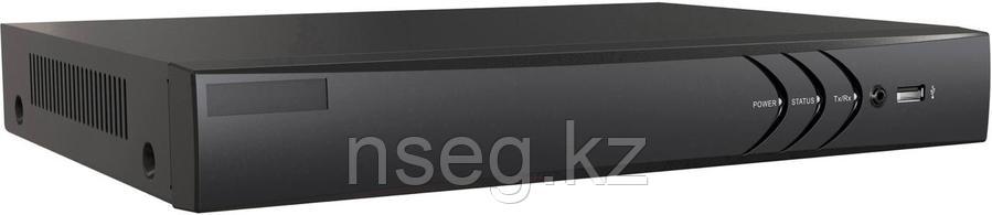 8-х канальный гибридный HD-TVI регистратор для  аналоговых, HD-TVI и AHD камер + 2 IP-камеры@4Мп. DS-H208U, фото 2