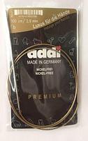 Спицы ADDi супергладкие,никель,№ 2,5,100 см