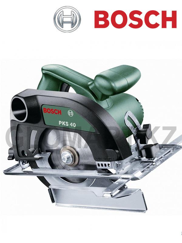 Циркулярная пила Bosch PKS 40 (Бош)