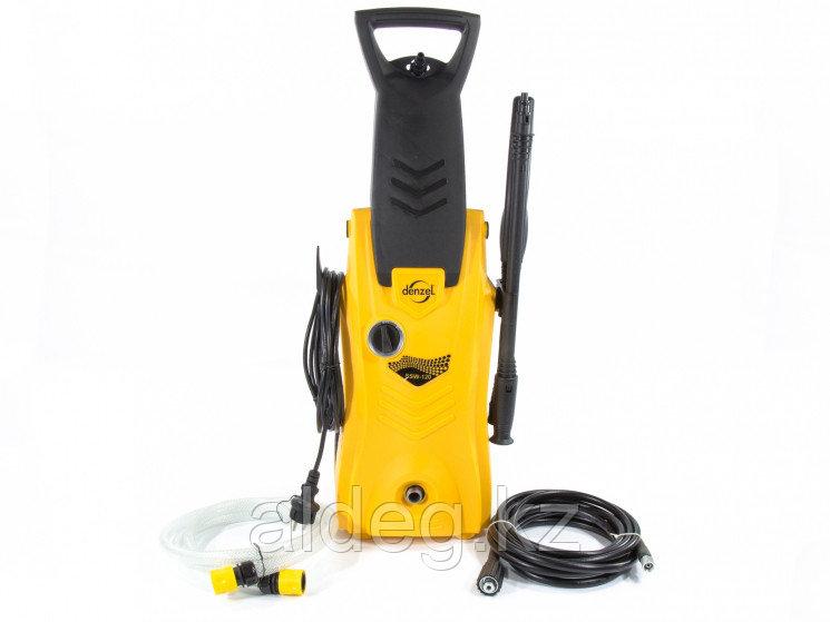Моечная машина высокого давления SSW120, 1400 Вт, 120 бар, 6 л/мин, самовсасывающая// Denzel