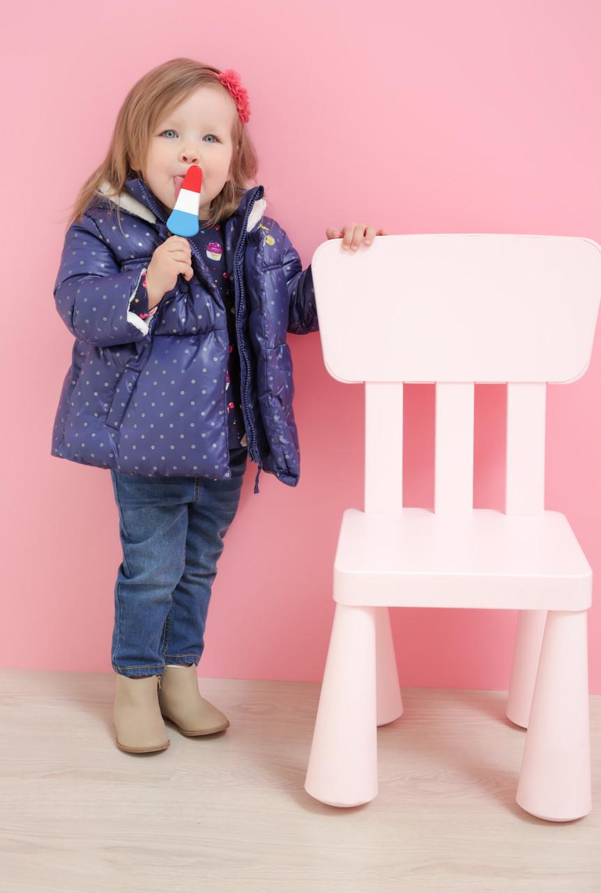Демисезонная куртка для девочек Zubat