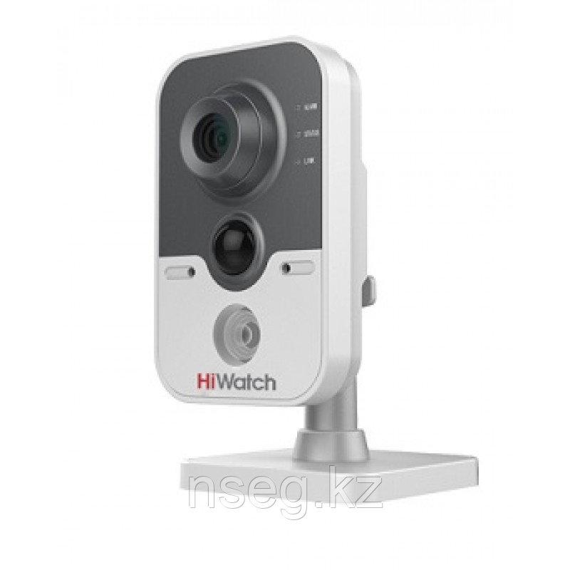 2Мп кубическая внутренняя IP-камера c ИК-подсветкой до 10м . DS-I214W