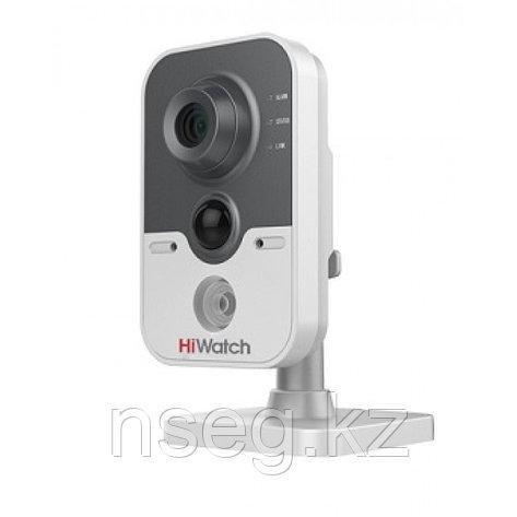 2Мп кубическая внутренняя IP-камера c ИК-подсветкой до 10м . DS-I214W, фото 2